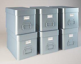 3D Archive Boxes