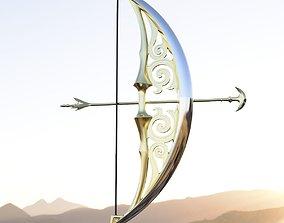 Zelda Bow of light 3D print model