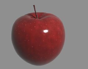 3D model APPLE agriculture