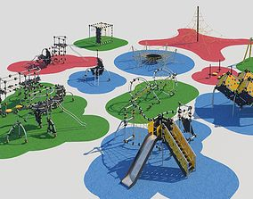 Playground 3D Models | CGTrader