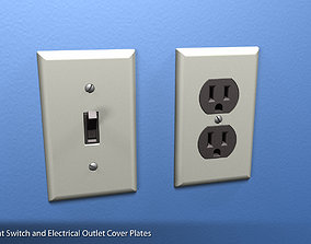 3D printable model Matching Light Switch and Electrical 2