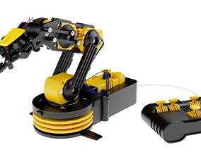 Robotic Arm Edge 3D model