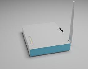 other Modem 3D model