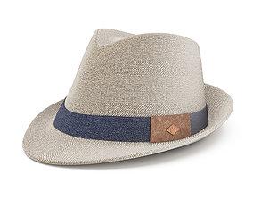 3D model The Bastion Hat