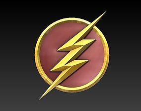3D The Flash Shield