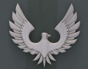 hawk 3D print model eagle