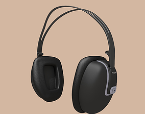 3D acoustics Headphones