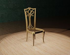 without seat chair 3D printable model