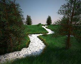 Landscape Model 01