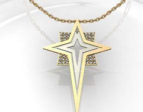 Design Necklace 002 3D print model