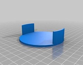 Spiro-Coasters 3D printable model