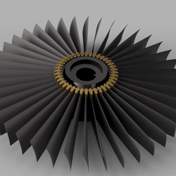 mechanical fan 1