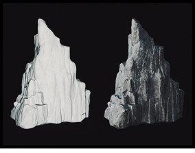 3D model Gray Mountain