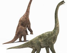 Brachiosaur Forever - 8K 3D