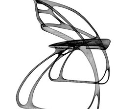 3D model Butterfly Chair