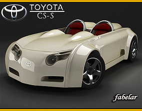 3D model Toyota CS S