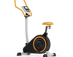 3D Stationary Magnetic Bike