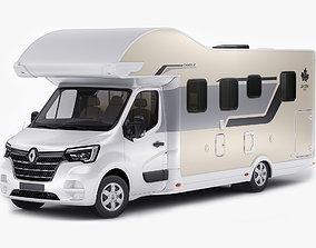 3D Renault Master Motorhome Ahorn Canada AE