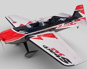 3D Sbach 342 XA-42 Aerobatic German Plane