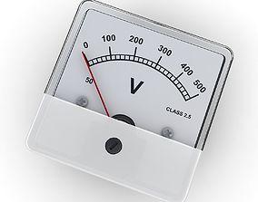 3D DC Voltmeter 02