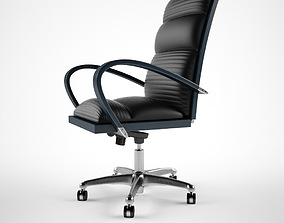 Treserra Casablanca desk chair 3D model