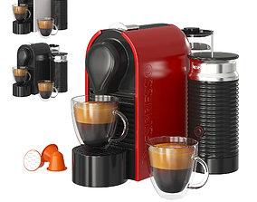 3D model Nespresso Krups