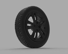 Toyota Aygo 3D print model