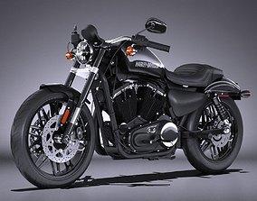 Harley-Davidson Roadster 2016 3D model