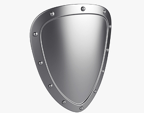 Shield 3D viking