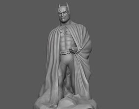 3D print model Batman monument