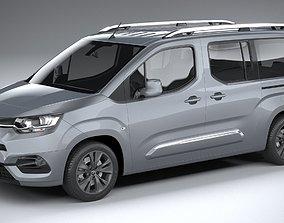 3D model Toyota ProAce City Verso 2020