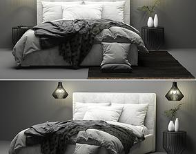 3D Mezzo Bed Boconcept boconcept