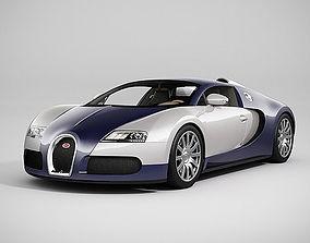 Bugatti Veyron 2door 3D model