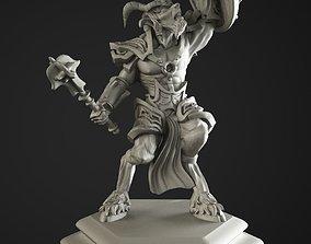 satyr soldier 3D print model