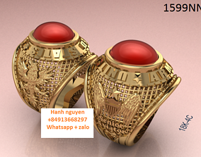 vintage 3D bracelets - jewelry 3d - 3d finger ring