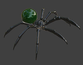 bug Spider Jewelry 3D printable model
