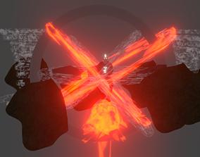 3D asset AVATAR STATE BY KXBG REINFORCED