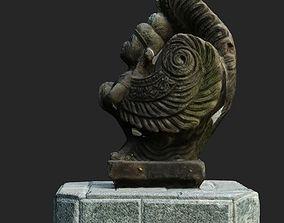 3D model Vietnamese Harpy status