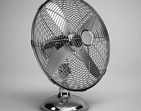Desk Fan 03 3D