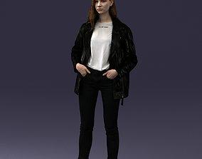 Fashion girl 0425 3D Print Ready