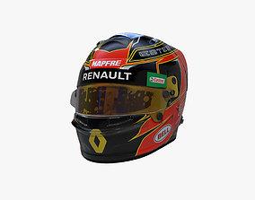 Ocon helmet 2020 3D model