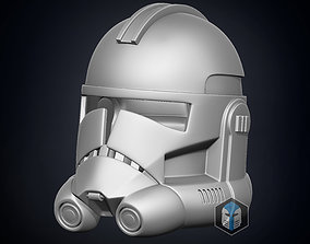3D print model Phase 2 Animated Clone Trooper Helmet