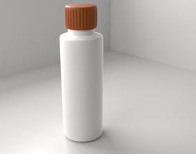 Plastic Bottle 5 3D