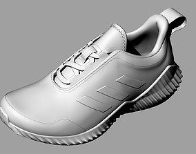 Footwear 04 sneaker 3D printable model