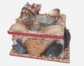 Chest decorative 3D asset