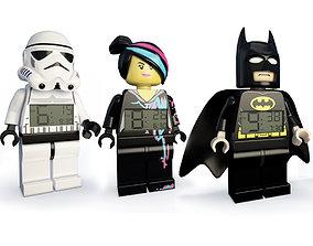 Lego Alarm 3D