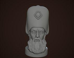 sultan Kanuni Sultan Suleyman 3d Print
