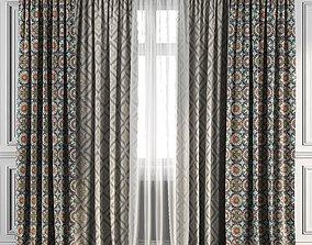 Curtain Set 94 3D