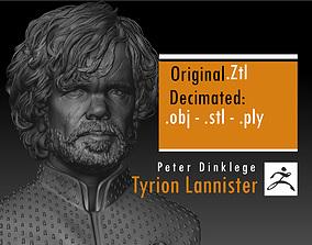 Peter Dinklage - Tyrion Lannister - game of 3D print model