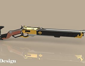 The Viper - Ashe - Overwatch 3D printable model bob